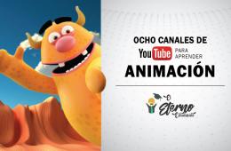canales de youtube de animación