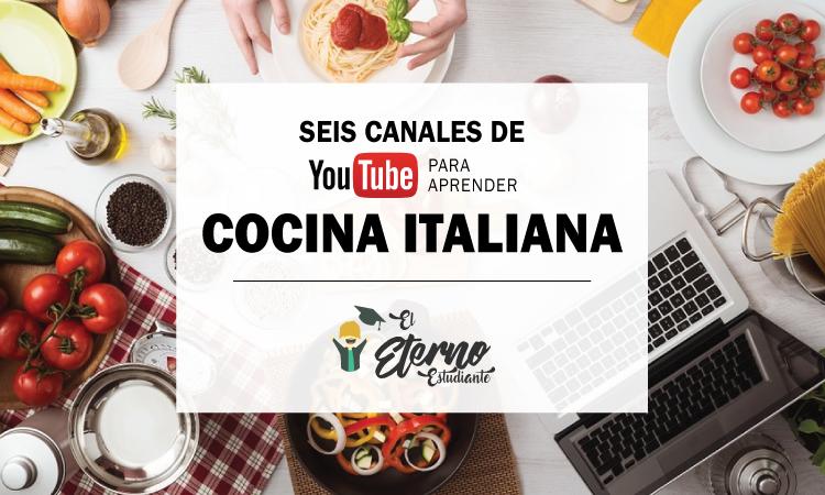 youtube cocina italiana