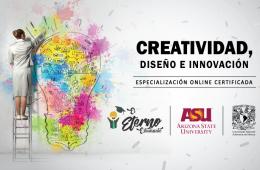 especialización en creatividad y diseño
