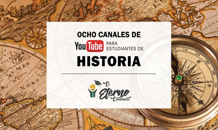 canales de historia en youtube