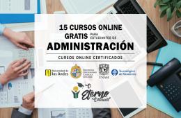 cursos gratuitos de administración
