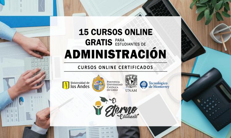 15 cursos online gratis para estudiantes de administraci n for Curso de interiorismo online