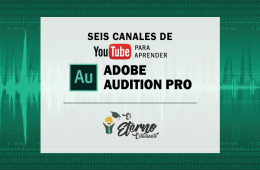 canales de youtube sobre adobe audition