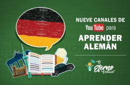 canales de youtube de alemán