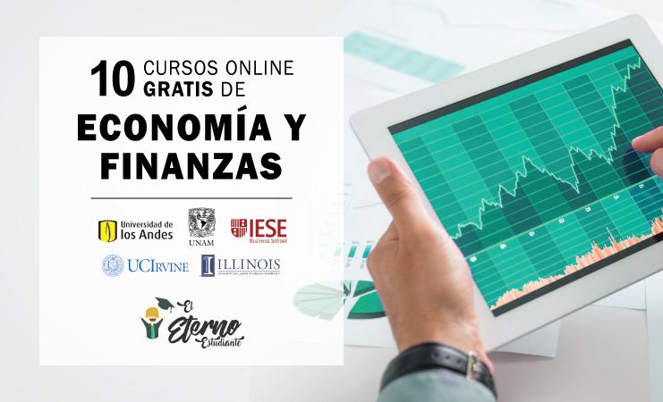 cursos gratuitos de economia y finanzas