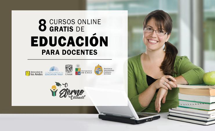 cursos online gratis para docentes