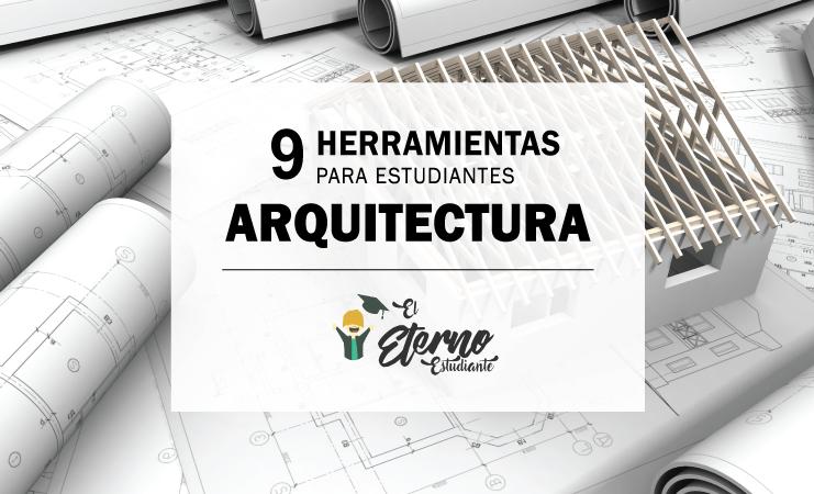 9 herramientas para estudiantes de arquitectura for Cursos de arquitectura uni