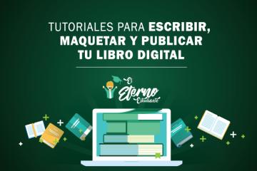 tutoriales y guías para escribir y publicar un libro