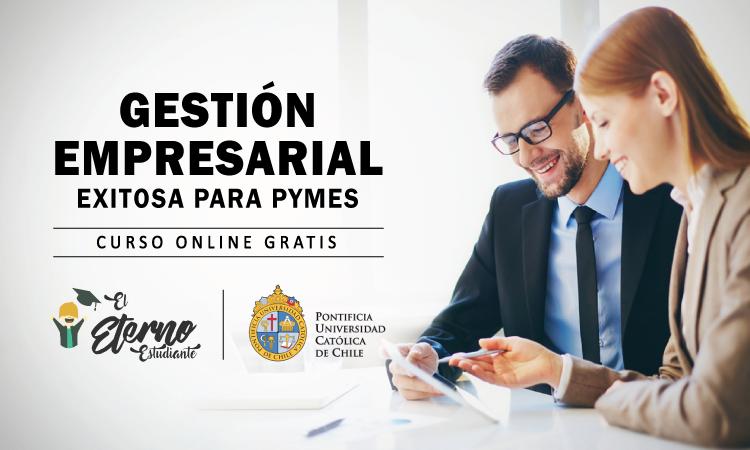 gestión de pymes curso online