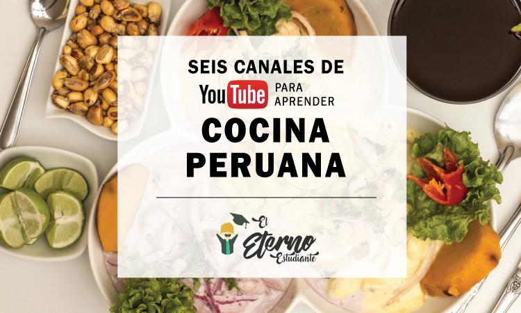 Recetario De Cocina Peruana Gratis