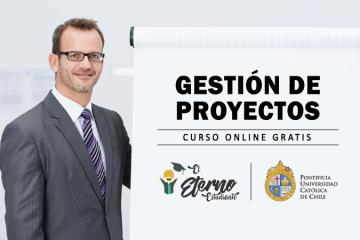curso online gestión de proyectos