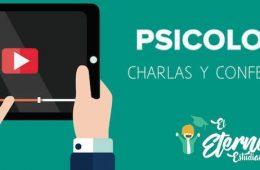 charlas de psicologia