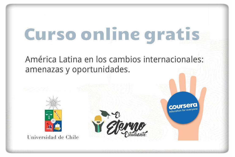 America latina en los cambios internacionales