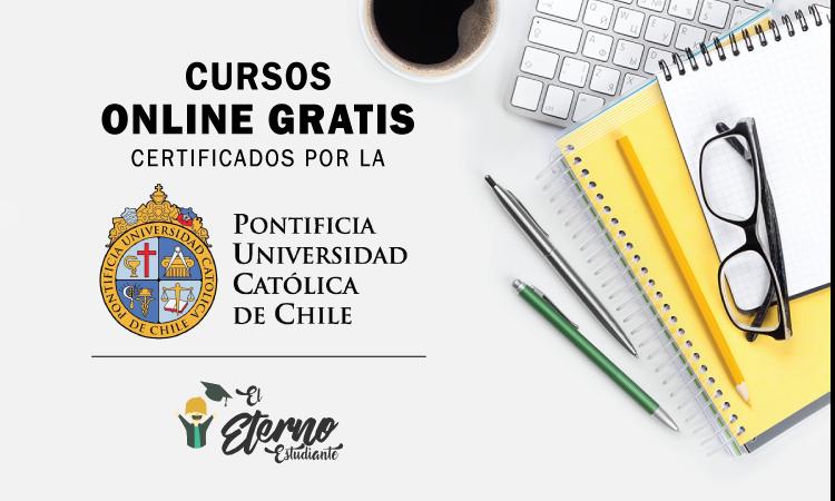 pontificia universidad católica chile cursos gratis