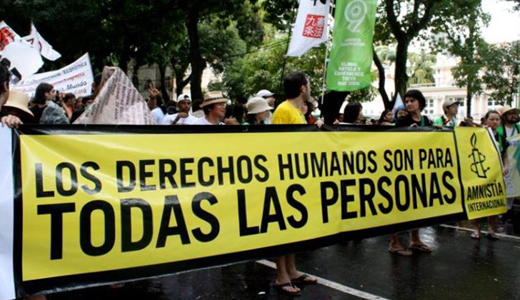 curso amnistía internacional