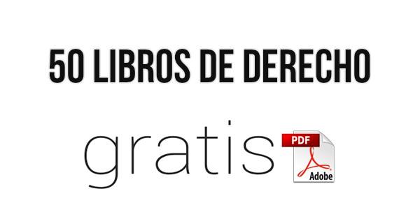 libros de derecho en pdf