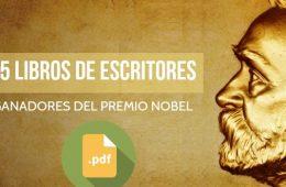 libros-pdf-escritores-premio-nobel