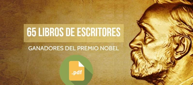 65 libros de escritores ganadores del nobel en pdf gratis for Libros de botanica pdf