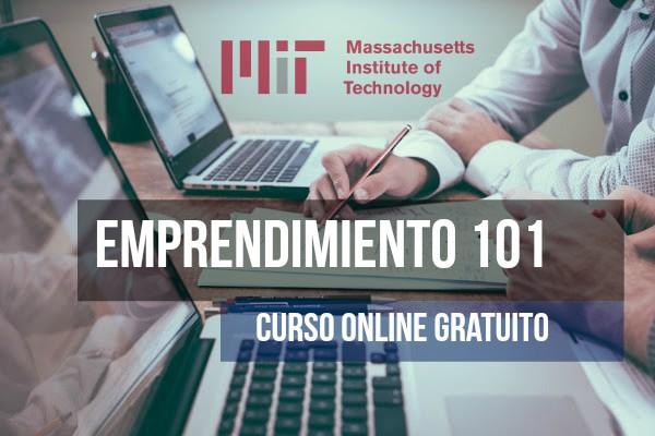 MIT curso online emprendimiento