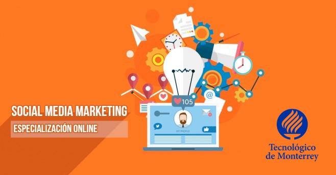 social media marketing curso
