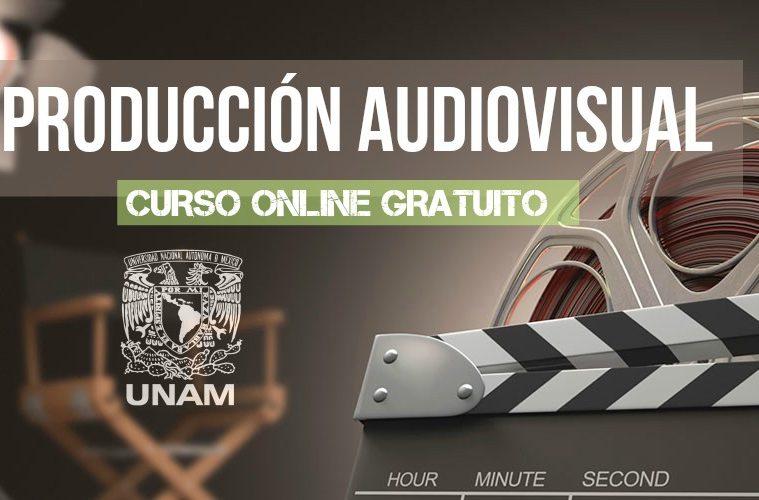 curso online gratis producción audiovisual
