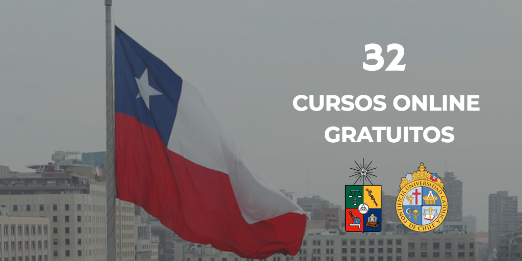 32 Cursos Online Gratuitos Acreditados Por Universidades De Chile