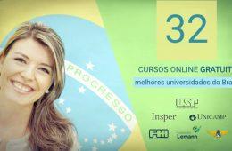 cursos online em português