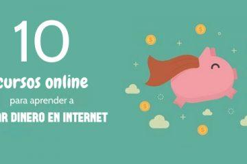 cursos online ganar dinero por internet