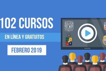 cursos febrero 2019