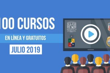cursos gratis julio 2019