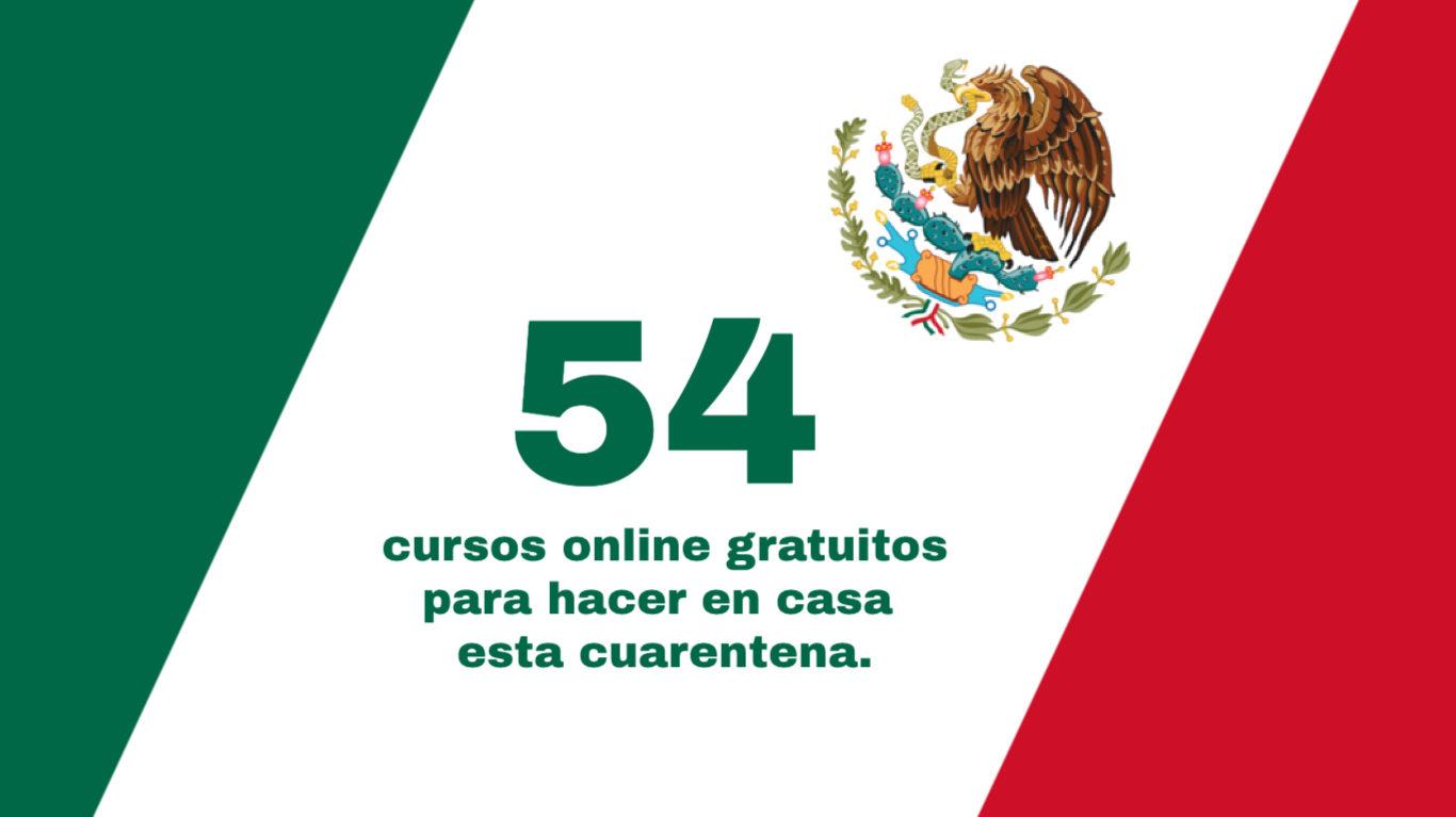 Universidades De Mexico Ofrecen 54 Cursos Online Gratuitos Para Hacer En Cuarentena
