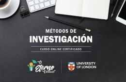curso online de metodos de investigacion