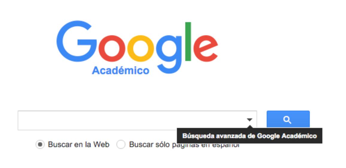 google académico trabajos