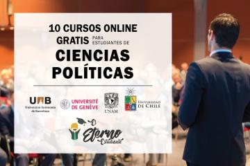 cursos de ciencias políticas online