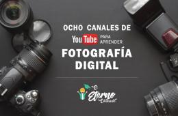 canales de youtube fotografia digital