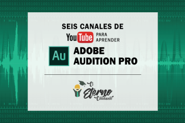 canales de youtube sobre adobe audition