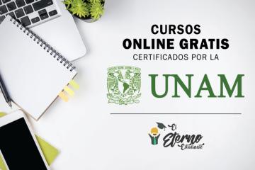 cursos online gratuitos de la unam