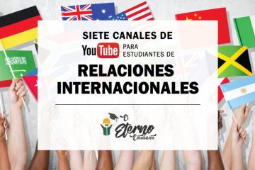 videos relaciones internacionales