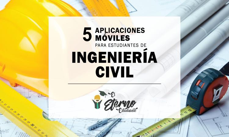 apps para estudiantes de ingeniería civil