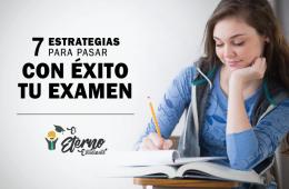 estrategias para ser exitoso en los exámenes