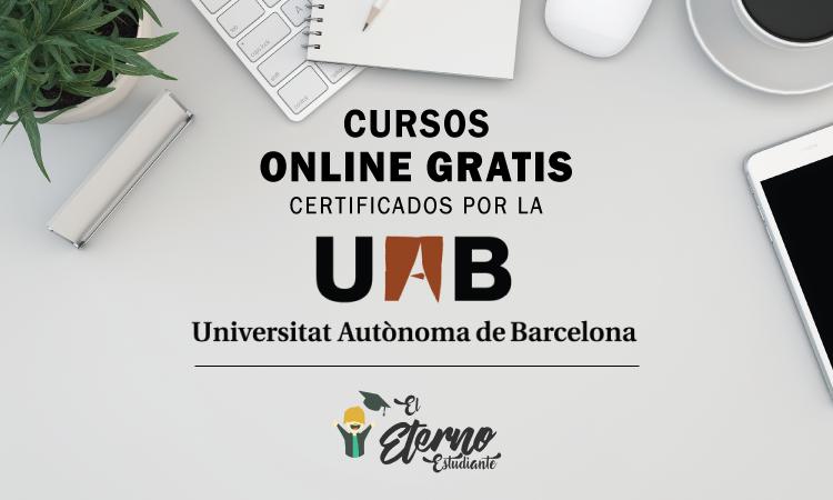 Cursos Online Gratis De La Universidad Autonoma De Barcelona
