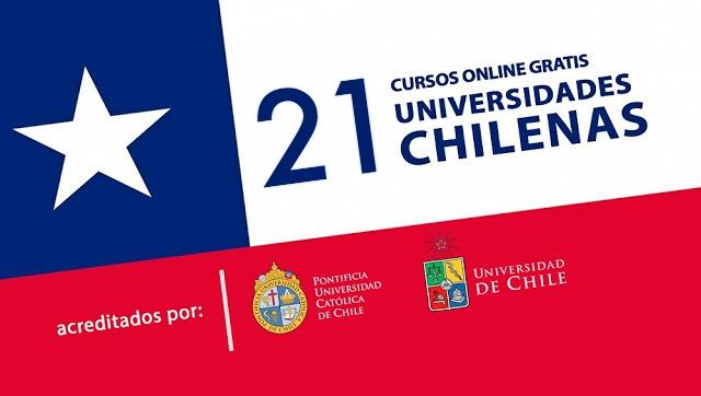 universidad chile cursos online