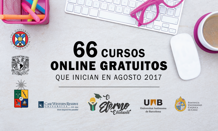 cursos online gratis agosto