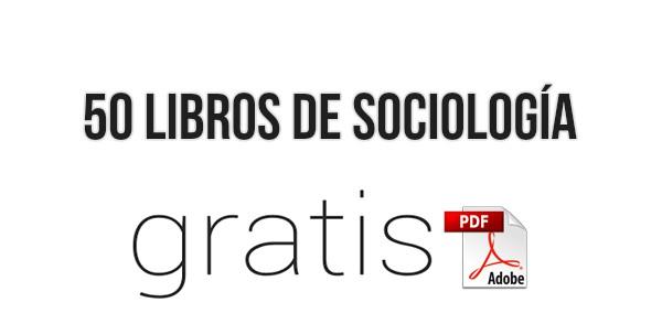 libros en pdf de sociologia