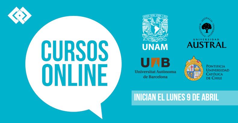cursos online gratis que inician el 9 de abril