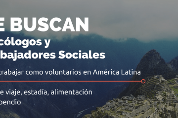 voluntariado américa solidaria