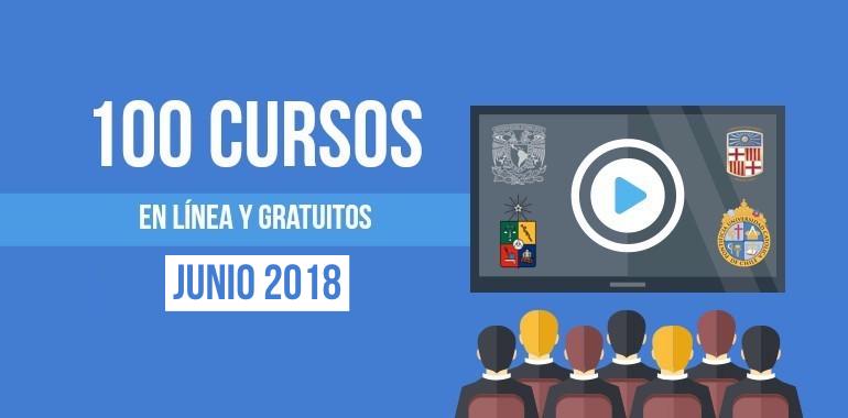 cursos online junio 2018