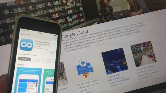 cursos google cloud