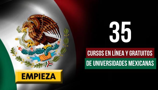 cursos online mexico
